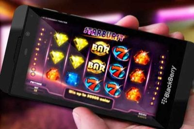 Play With Mobile Phone at Loads of Different Slot Sites