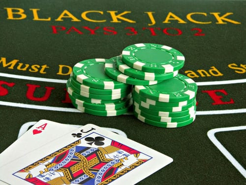 3 to 1 Odds of Winning in Many Blackjack Games