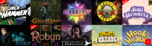 All Your Favourite Slots & games at Fruity King Casino