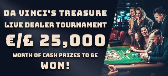 Play in LIVE Tournaments at Conquer Casino
