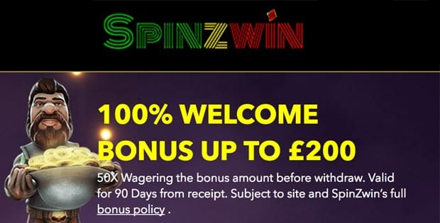 Get up to £200 No Deposit Bonus When You Sign-up