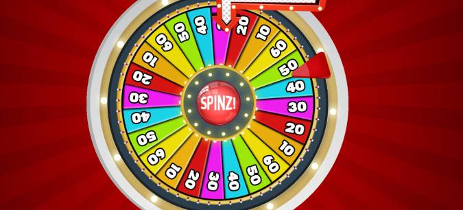 Try Your Luck Today at Spinzwin, Spin the Wheel