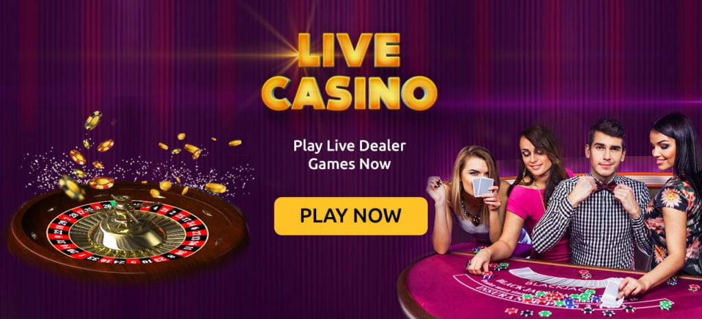 Awesome Live Casino Games Available 24/7