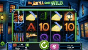 Dr Jeyyll is a Timeless Classic - Play Online Slots Now