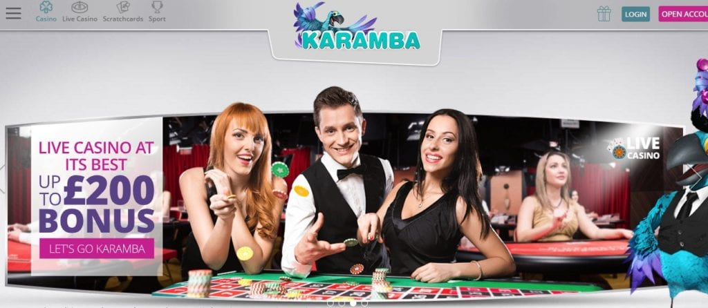 Live Blackjack Strategy Online at Karamba Casino