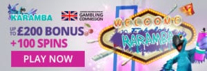 Karumba Casino Website Promotion