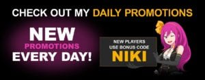 Exciting New Daily Promotions!