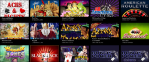 Over 150+ Casino Slots & Games