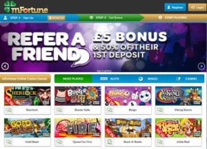 Extra Bonuses and Promotions Ran Refer a Friend
