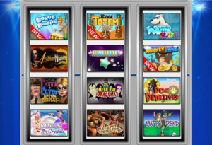 A Great Selection of Ready to Play Slot Games