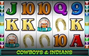 Cowboy and Indian Slots With Great Bonuses up for Grabs