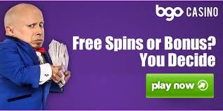 BGO Casino with Great Spin Deals and Promotions