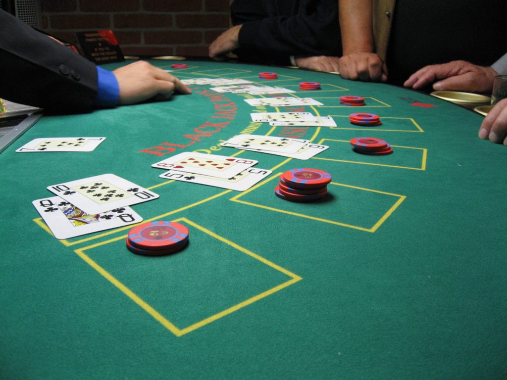 Conquer Casino Online Shows Players How To Play Blackjack
