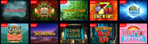 Hundreds of Thrilling Casino Games to Choose From