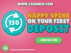 Check Out The Latest Cashmio UK Welcome Offers