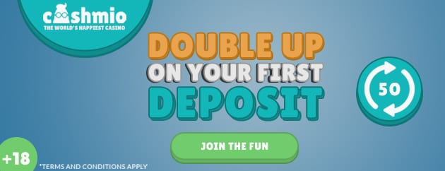 Cashmio Welcome Offer - Check What You Can Claim Now