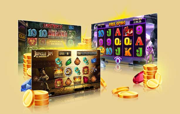 Top Slot Games at 21 Casino Online, Ready to Play Now!