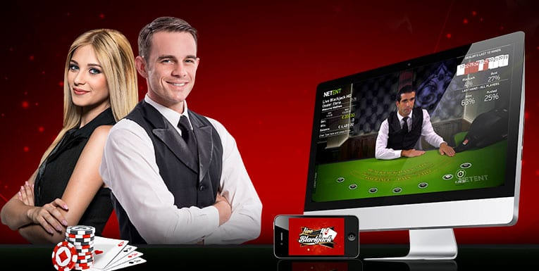 Play LIVE Blackjack 24/7 and many other games at these Slot Sites