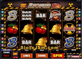 Atomic Slot Games From Power Spins Casino