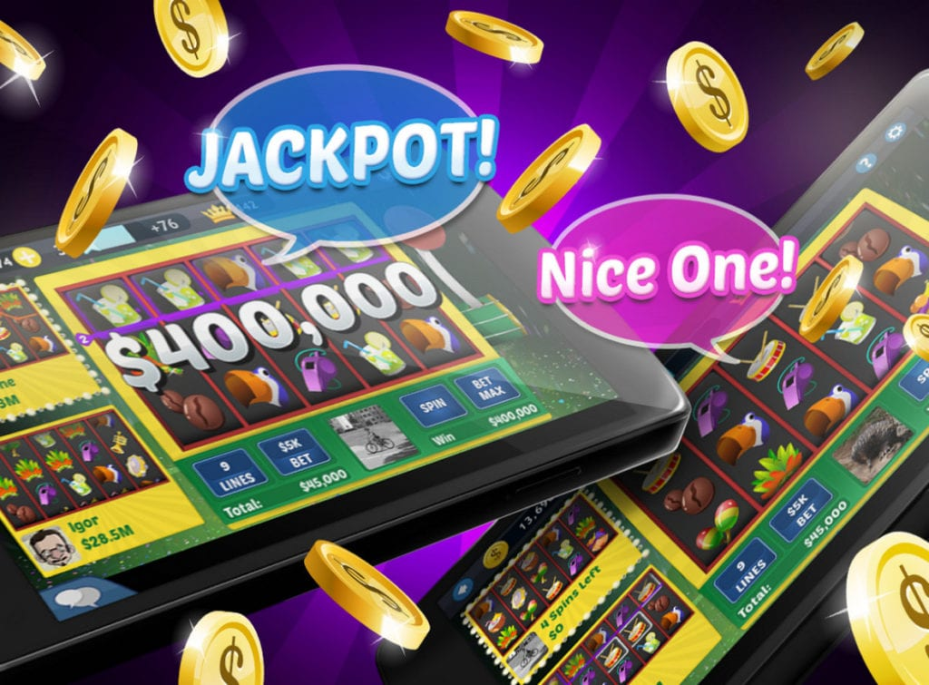 Try Your Luck at the Jackpot!