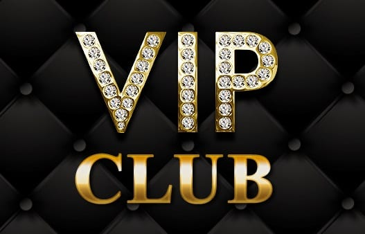 VIP Club Logo, Great Online Casino