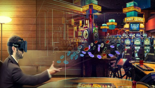 Step into a Almost Virtual World of Casino Gaming, Get Lost in Timeless Experiences