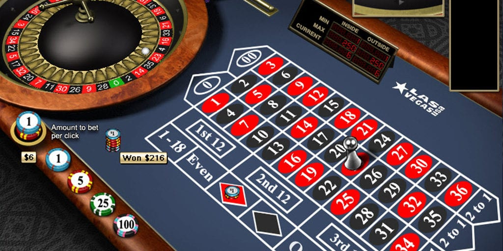 Play Roulette at Vegas Paradise, Spin the Wheel and Try Your Luck