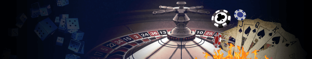 Spin the Roulette Wheel or Play Blackjack for Real Money