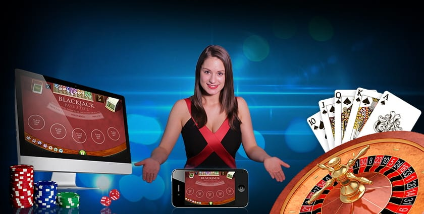 Live Online Casino with Coinfalls Casino