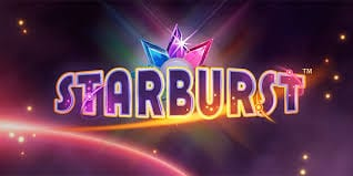5 Reel Bonus Lines with Great Pay Lines, Play Starburst Now!