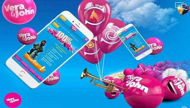 Mobile Application Available for All Vera&John Players