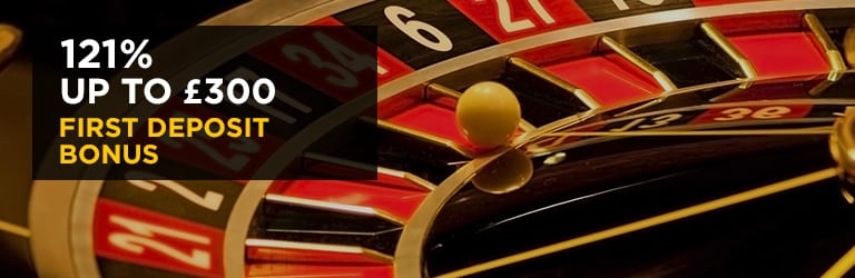 Play Blackjack Live at 21 Casino up to £300 Welcome Bonus
