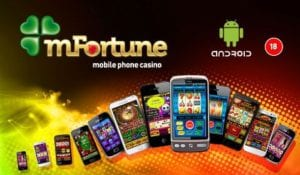 mFortune Has a Top of The Range App Able to Be Downloaded on The Android App Store