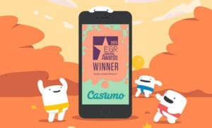 Play On Mobile at Casumo Casino Mobile