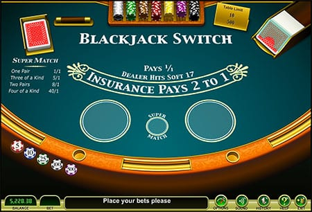 Practice Your Blackjack Variations at All British Casino