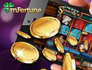 mFortune App is Available for Free Download on The App Store
