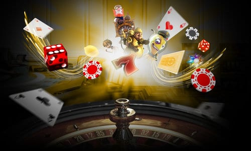 Spin the Roulette Wheel or Play Hundreds of Different Slot Games