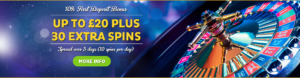 An Awesome First Deposit Bonus at Quackpot Casino
