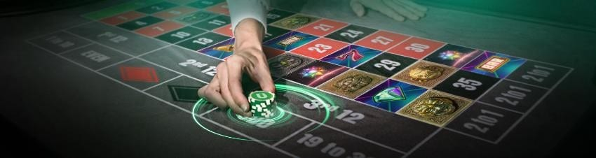 Live betting with a variety of online casino games ready to play