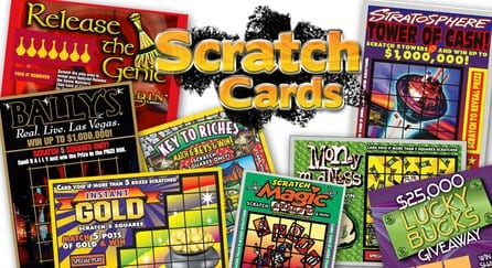 Scratch Cards with Instant Payout