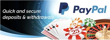 PayPal is Secure, Quick and Fast, Get Playing Online Straight Away
