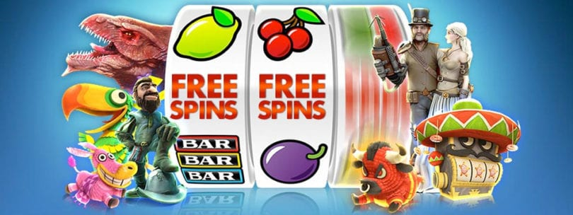 Online Slots at Free Spins Casino
