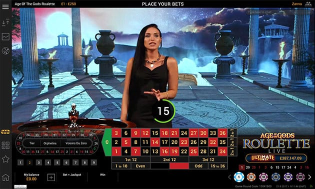 Live Immersive Gambling Experiences alongside Unique Roulette Variations