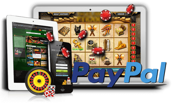 HD 5 Reel Video Slots with PayPal Deposit Options