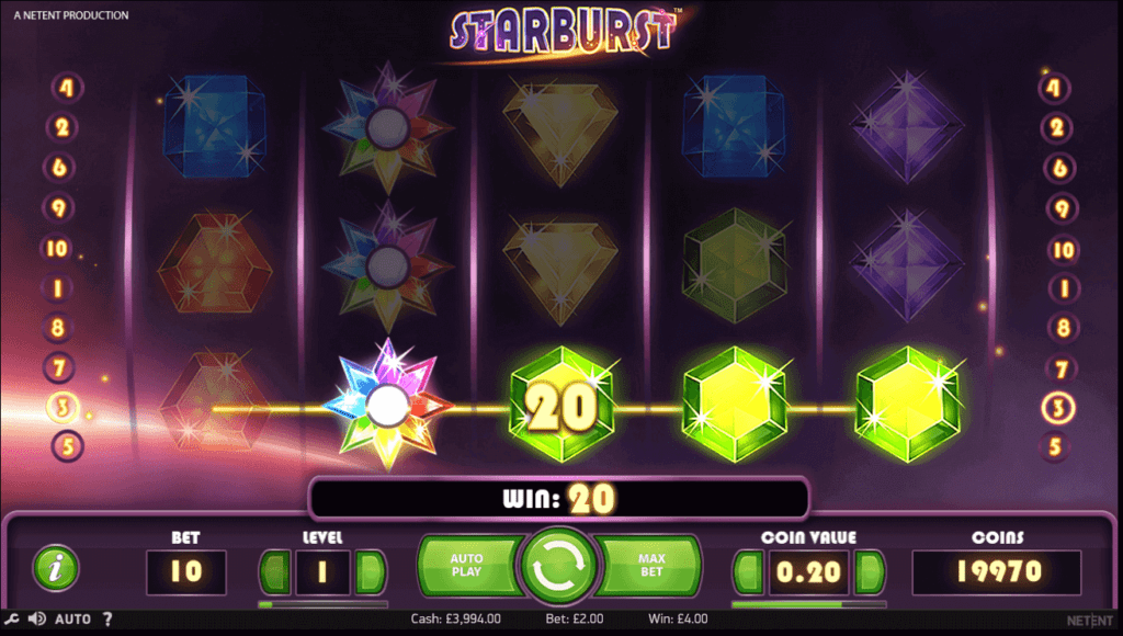 Visit Coinfalls Today and Start Playing Starburst
