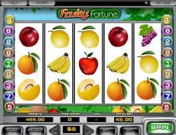 Slot Fruity Online Slots and Casino