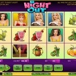 Featured Image A Night Out Slot