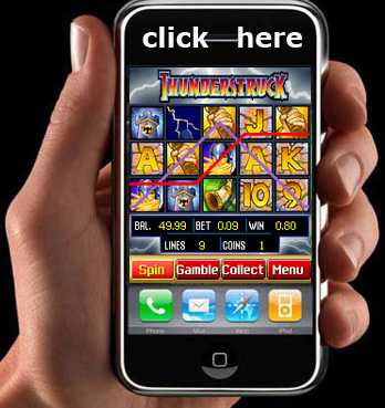 Play on Mobile Phone at Slot Fruity
