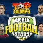 Play Playtech's Top Trump World Football Stars 2014 Slot Game Today