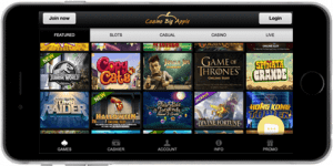 Casino Big Apple Offer Impressive Mobile Play